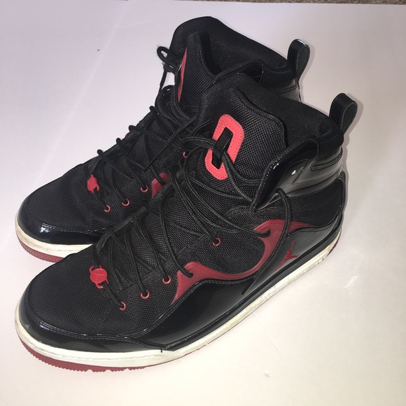 5bcb1fb64218b ... Air Jordan high top 2012 y3 size 13 black Air Jordan Y3 Shoes
